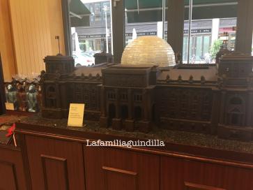 Reichstag Building de Chocolate
