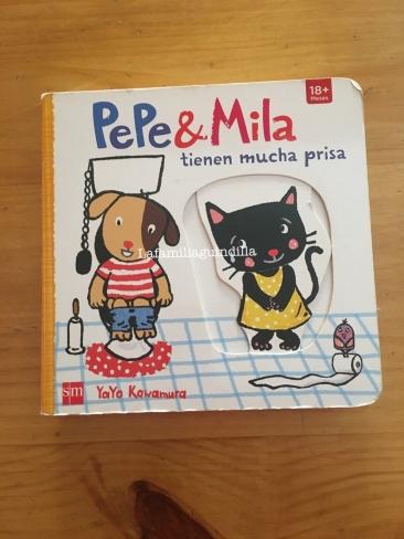 """""""Pepe y Mila tienen mucha prisa"""""""